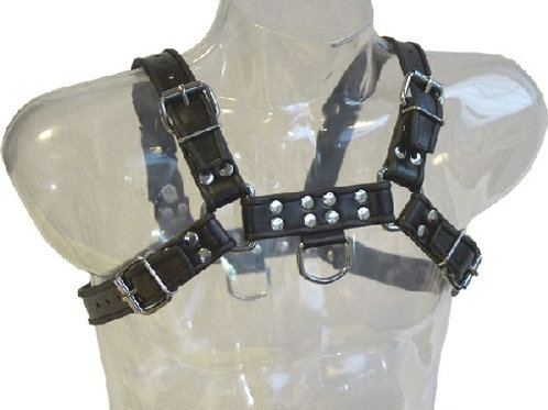Chest - saddle Leather Harness