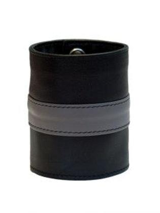 Wrist Wallet Zip Grey
