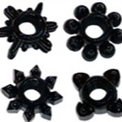 Silicone Shaft Rings ( 2 )