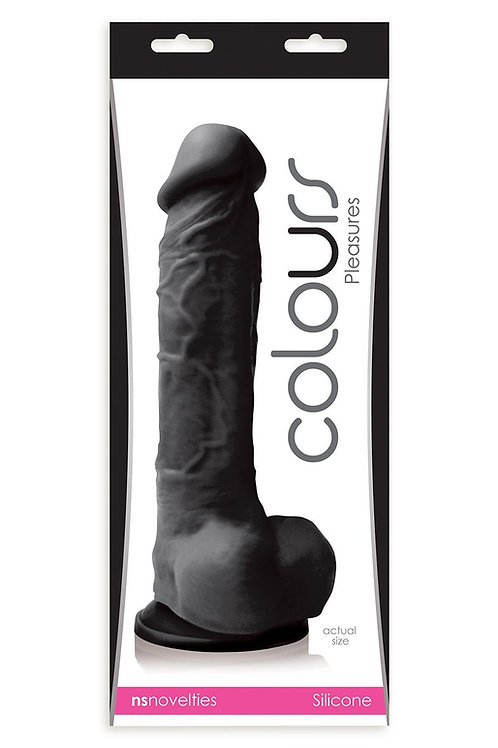 Colours 7 Dildo with Suction Cup
