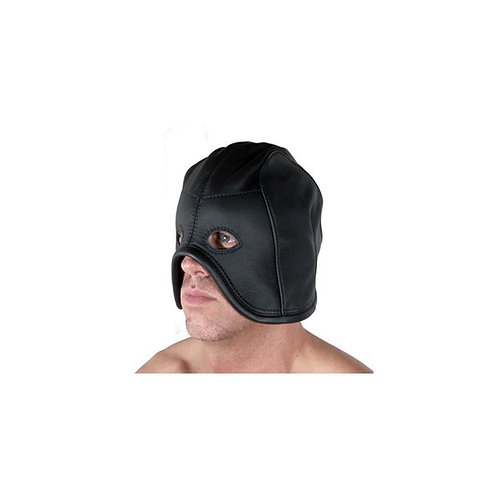 Executioners Leather Hood.