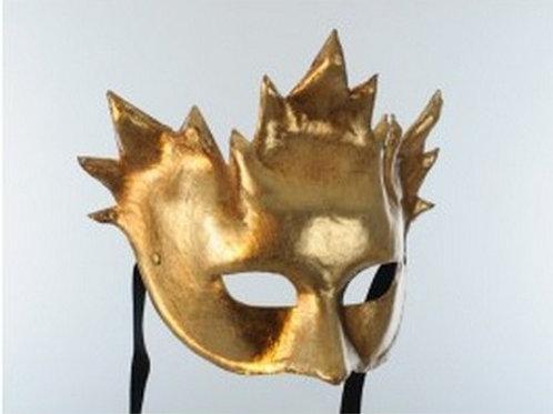 Venetian Bacchus in Gold