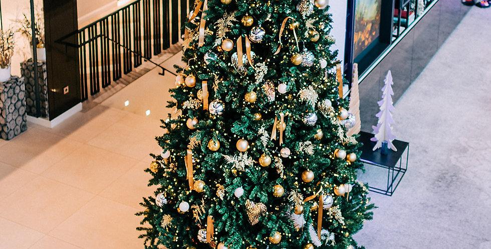 Kerstboom Xmas Luxe 450CM