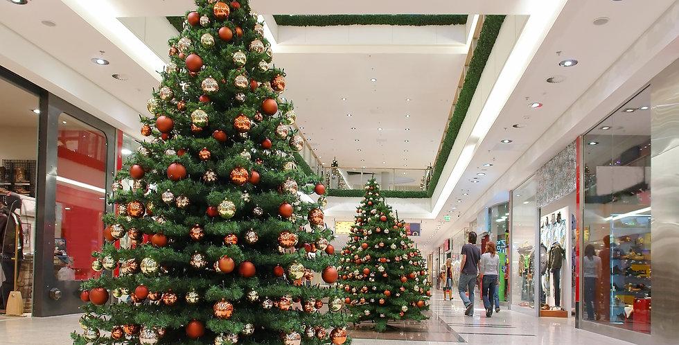 Kerstboom xmas basic 360CM