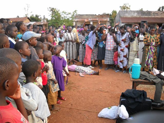 Healing Crusade / Ogola Kenya