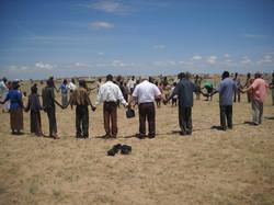 Prayer Of Thanks For Donated Land