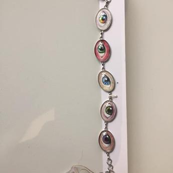 Bracelet yeux