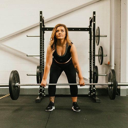£1 Workouts - 4 week training programme