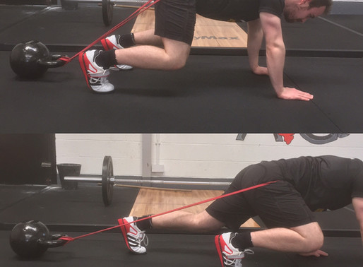 Banded exercises (6-10)