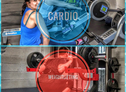 Cardio versus Weightlifting