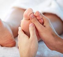 Massage et réflexologie des pieds à Paris