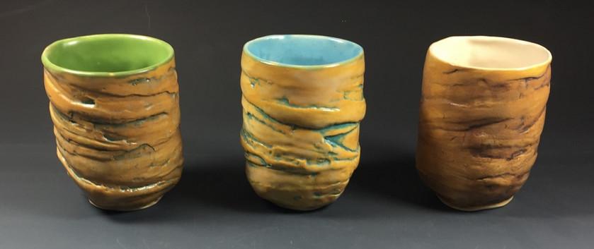Bark Cups