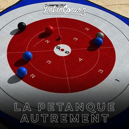 Targeted Pétanque Mat 150x150cm