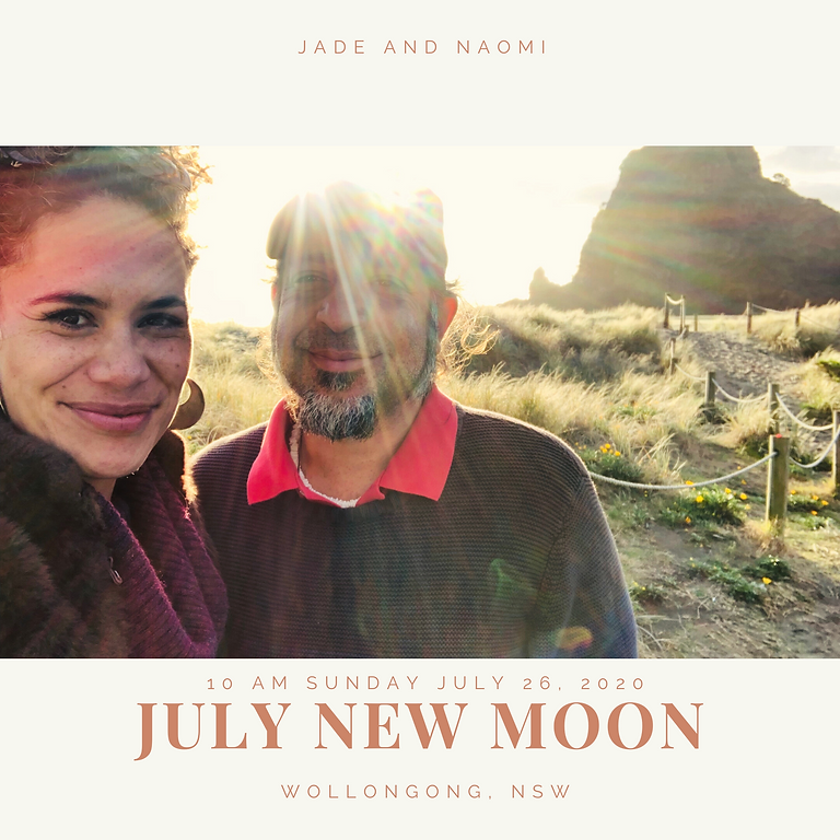 June New Moon Ceremony