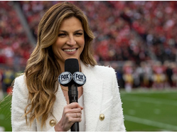 Erin Andrews: A Strong Woman in a Male-dominated Field