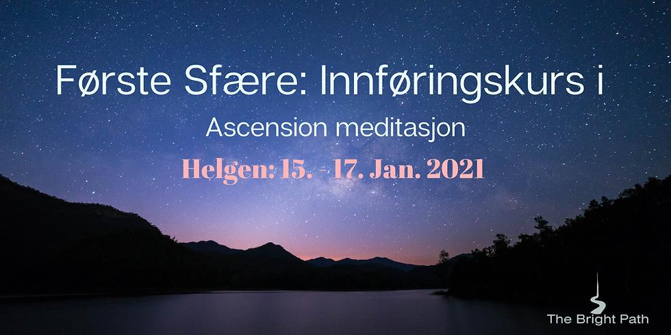 Innføringskurs i Ascension meditasjon