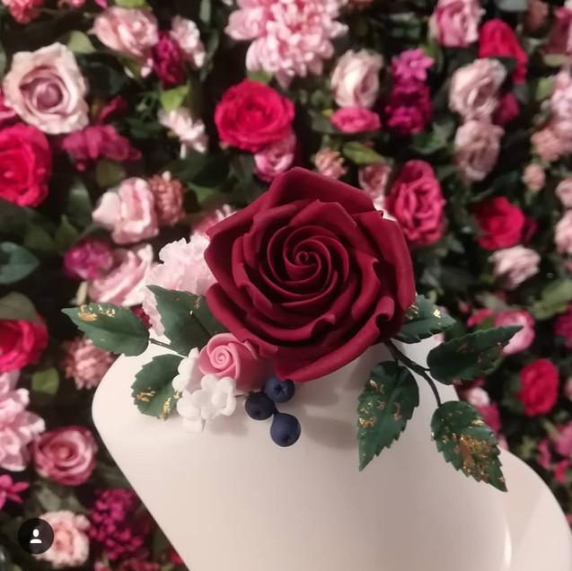 Penelope Pink Wall