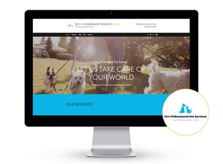 Our New Website Looks Pretty FURnomenal! Check us Out.