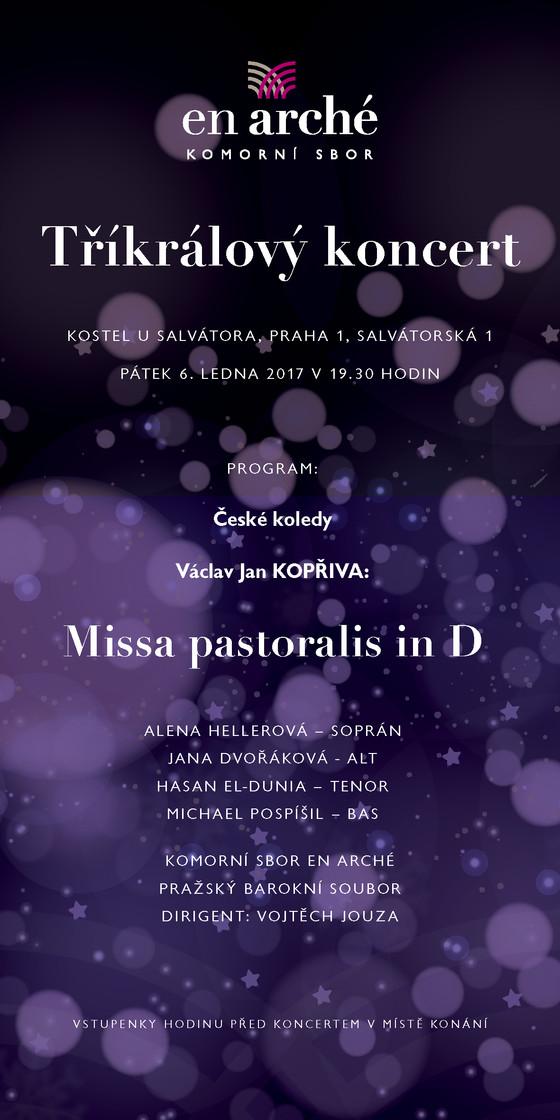 6.1. 2017 Tříkrálový koncert u Salvátora