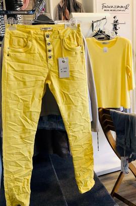 Jeans und Shirt 3/4 Arm