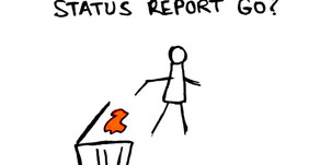 Project status reports: why bother?
