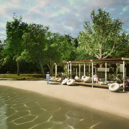 Mayfair 101 Reveals Plans for Dunk Island Spit