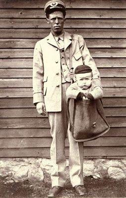 child mail ca. 1913.