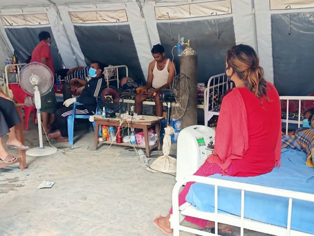 UN agencies appeal for funds as COVID-19 surge eclipses South Asia
