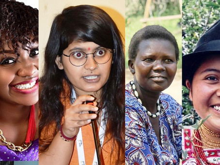 Why we Salute women's leadership