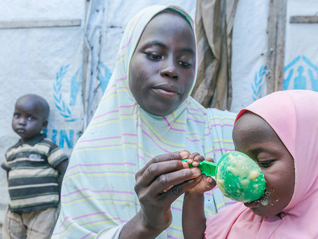 155 million faced acute food insecurity in 2020, conflict the key driver