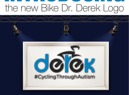 Say hello to Derek's new logo!!!