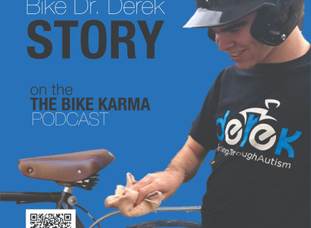 Podcast! Becoming Bike Dr. Derek
