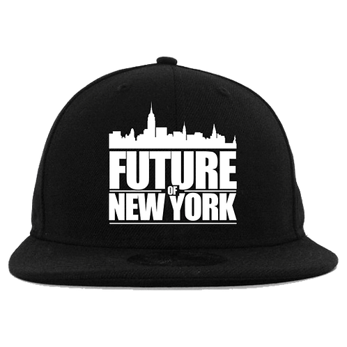 "E-Reign ""Future of New York"" Snapback Hat"