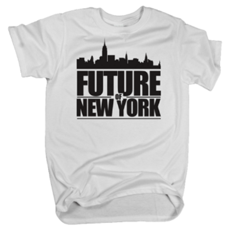 "E-Reign ""Future of New York"" T-Shirt"