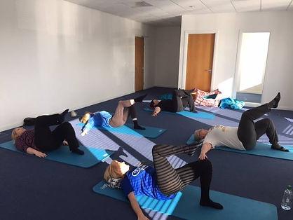 KK Physio Pilates Class