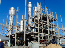 Bioethanol plant in Zolotonosha