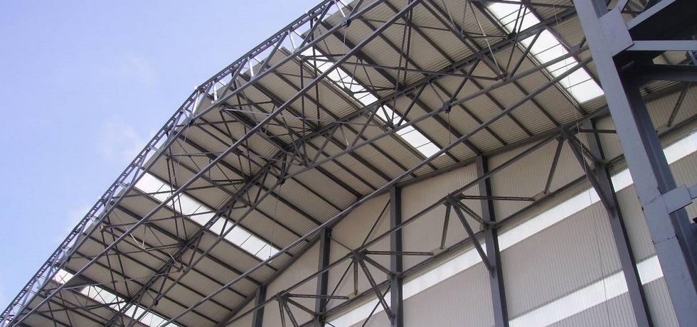 Проектирование стальных ферм