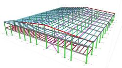 Проектирование складский зданий