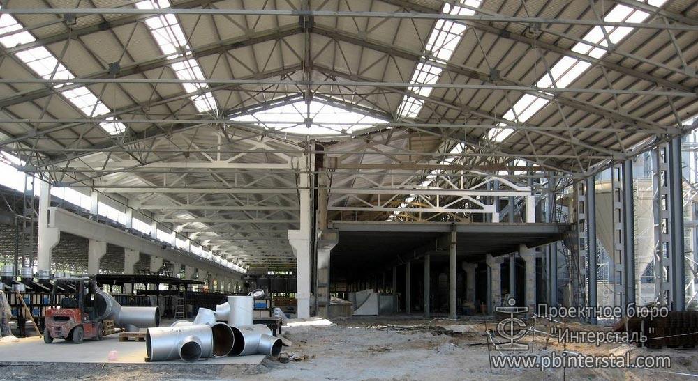 Реконструкция здания