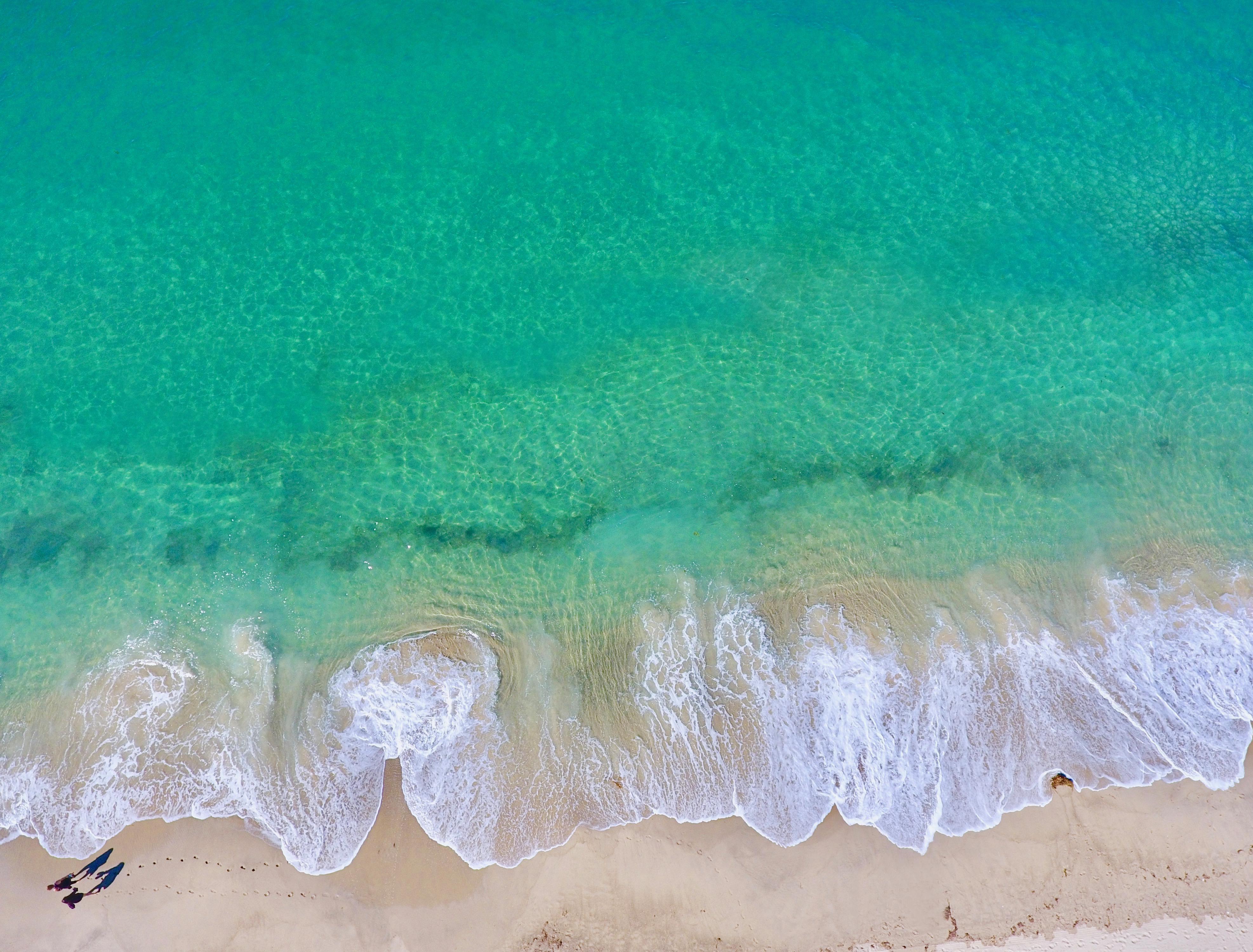 Aqua water drone