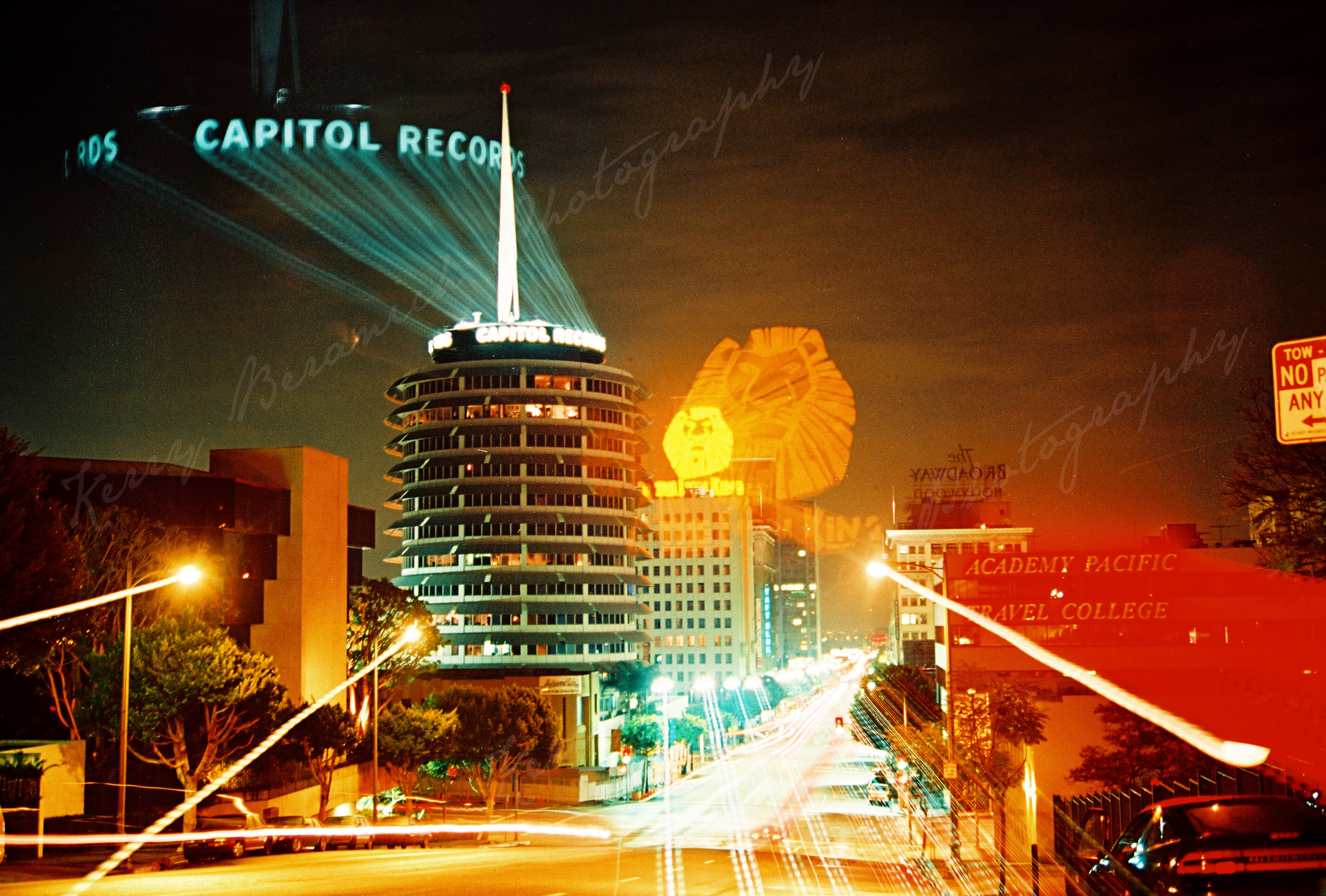 Capitol Records watermark