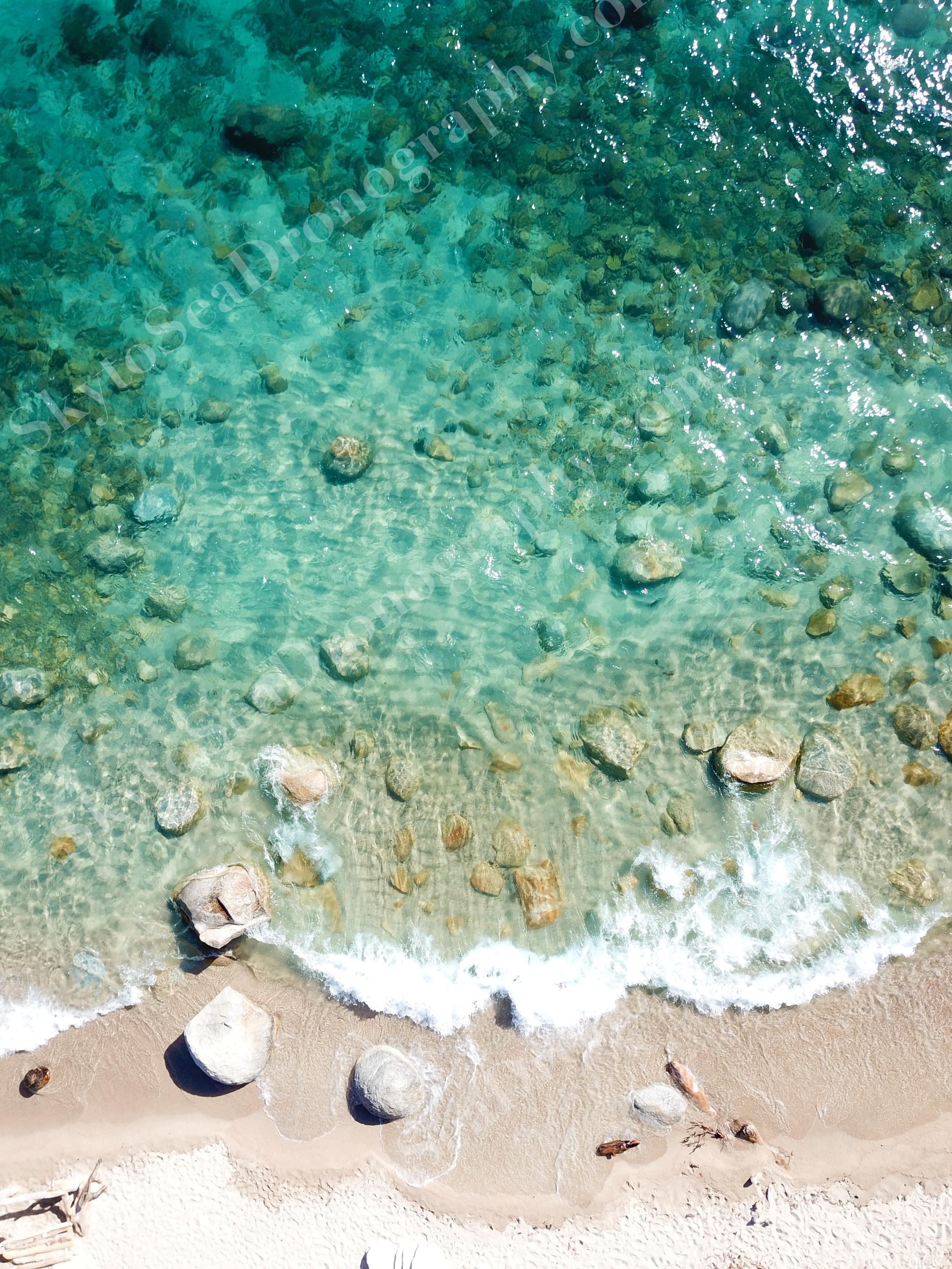 Lake Tahoe Beach CU