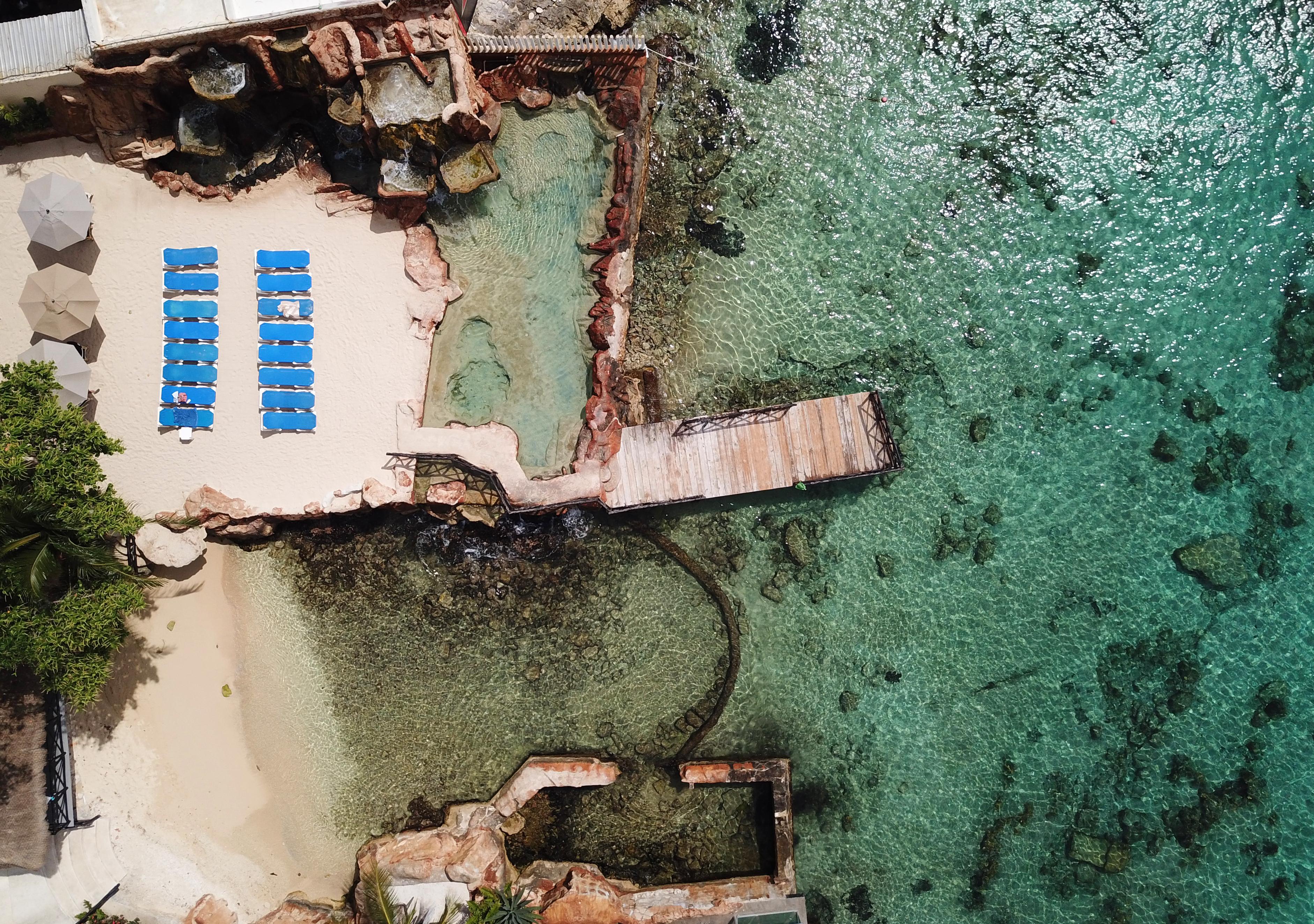 hotel beach4 Cozumel