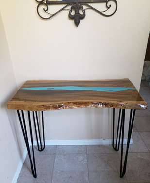 SOLD River entry table