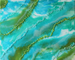 Rockin the Green seas