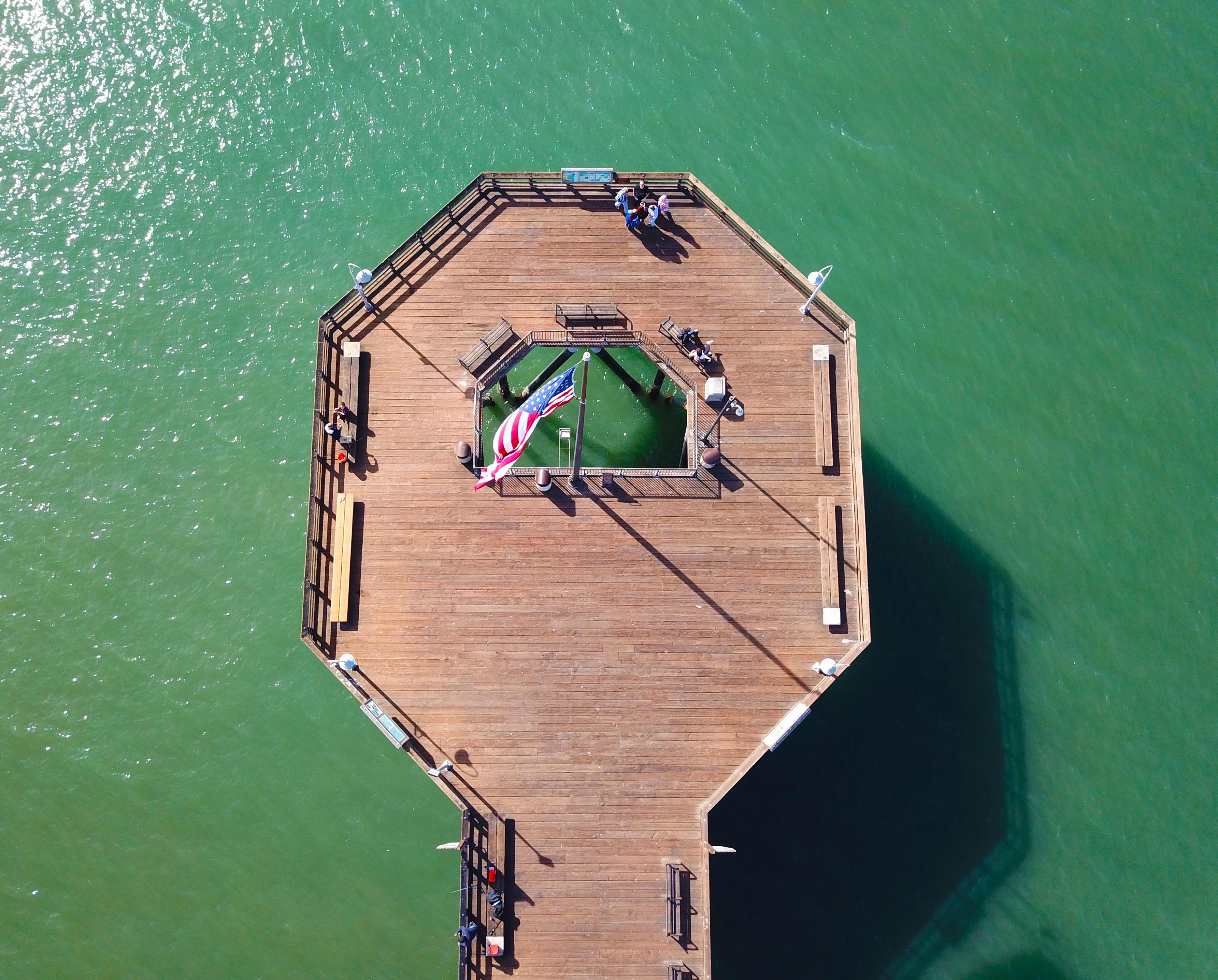 Ventura Pier STDN