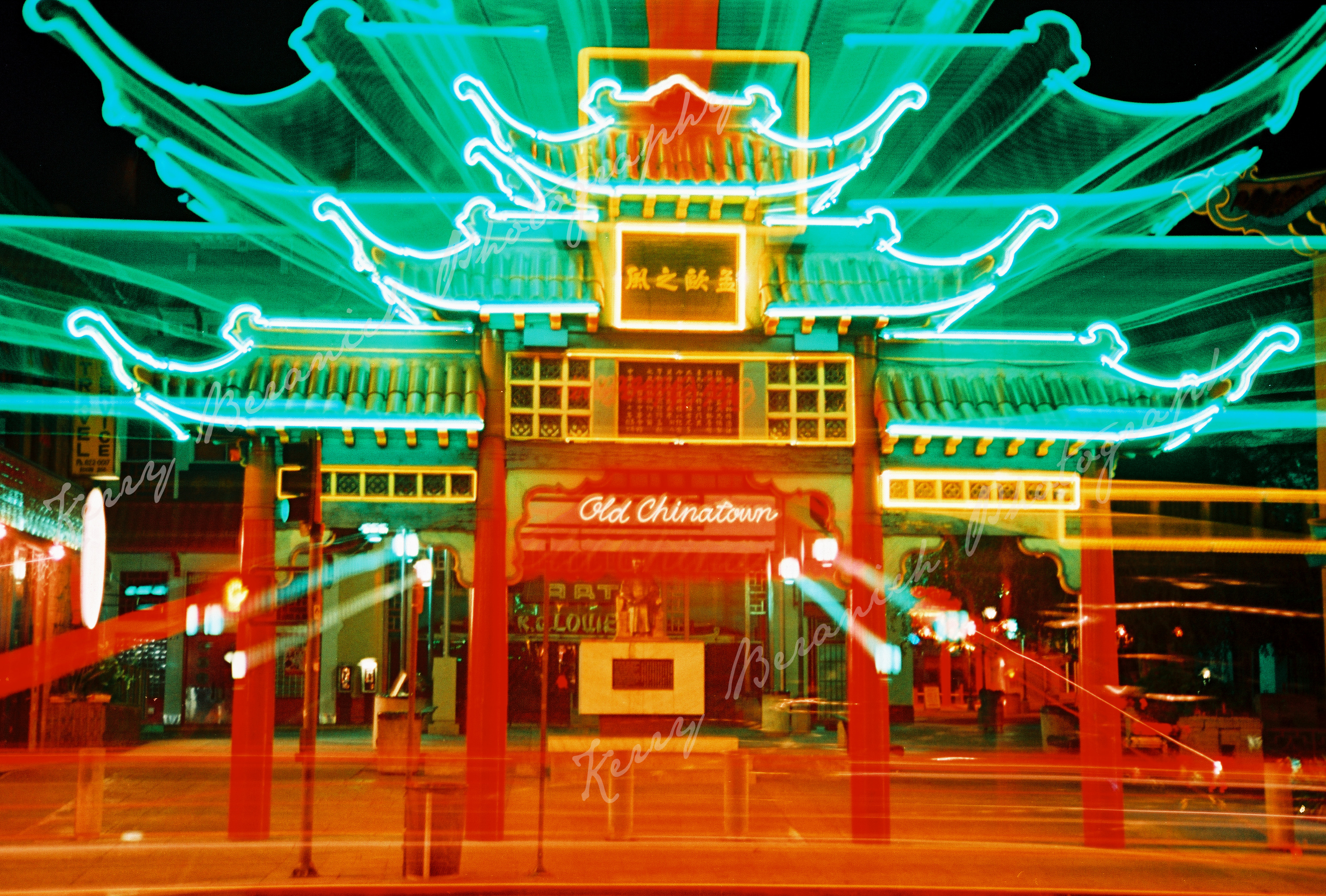 Old Chinatown watermark