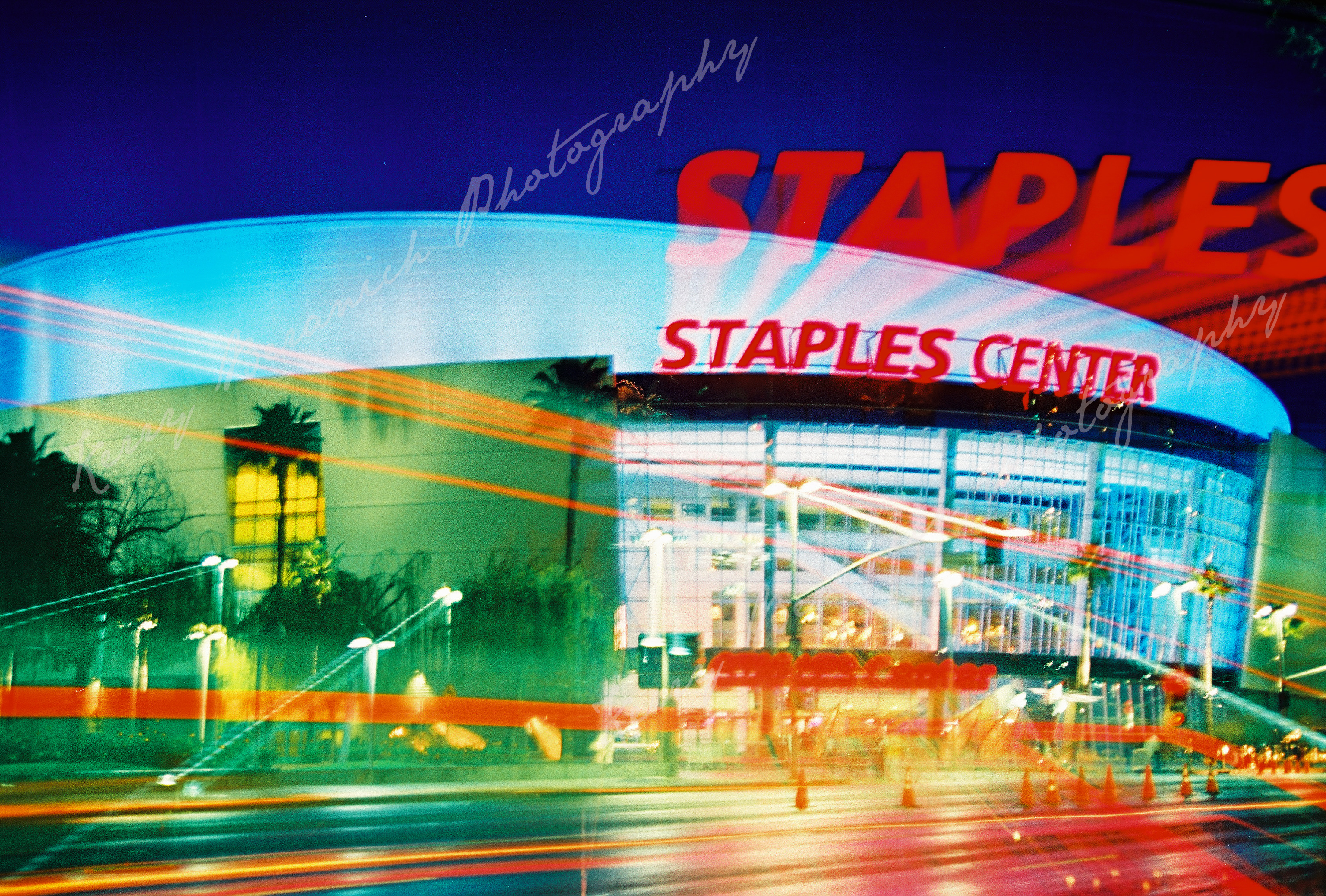 Staples watermark