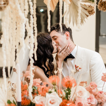 Citrus Industrial Elopement