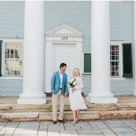 Intimate Woodstock Wedding